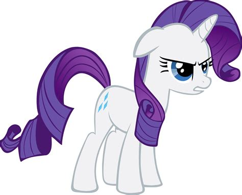 Rarity Im Angry And You Know It By Nimbustheponi On