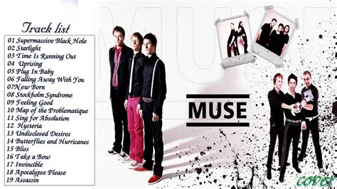 The Best Of Muse Muse Greatest Hits Cover Best Songs Of Muse 2017