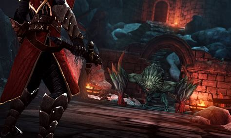 Análisis Castlevania Lords Of Shadow Mirror Of Fate Hd