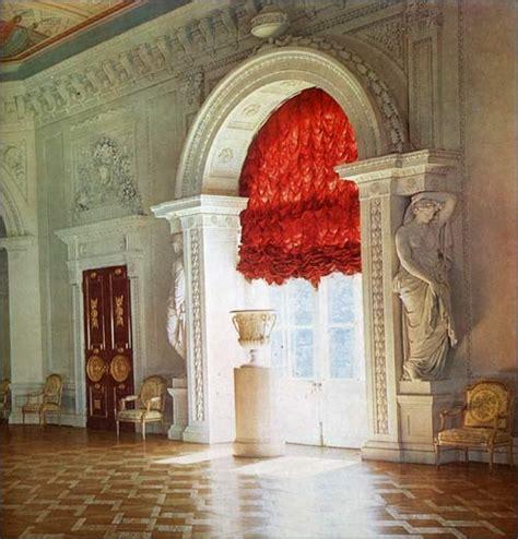 grand hall pavlovsk palace park country residence