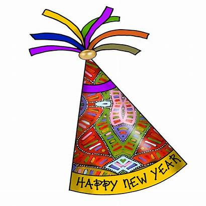 Clipart Clip Party Happy Hats Torotot Horn