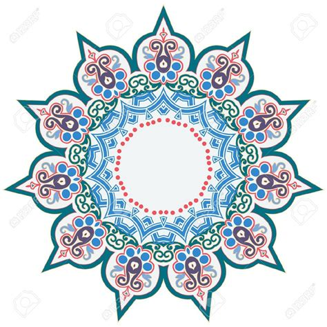 stock vector islamic patterns arabic pattern islamic art