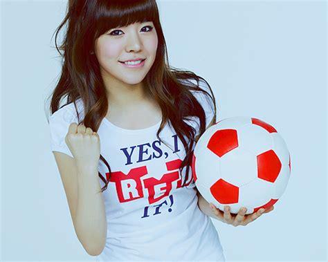 sarang korea profil fakta sunny girls generation