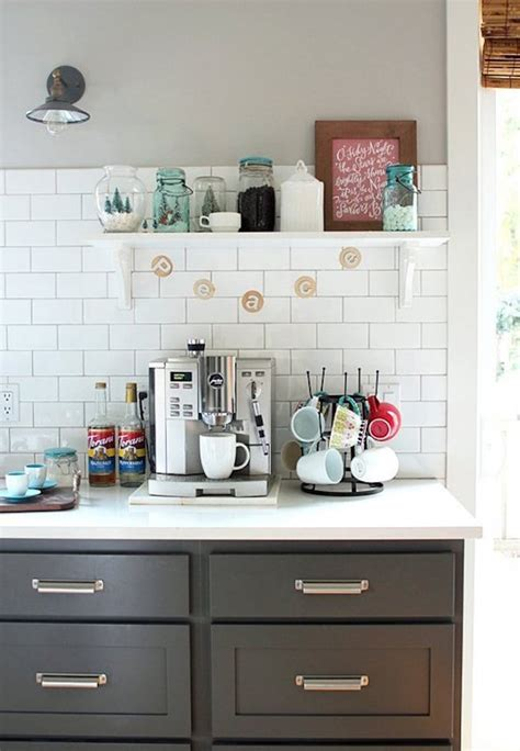 Coffee wood sign coffee décor kitchen décor take time to smell the coffee most everyone loves the smell of coffee brewing! 20 Coffee Station Ideas That Are Creative & Functional