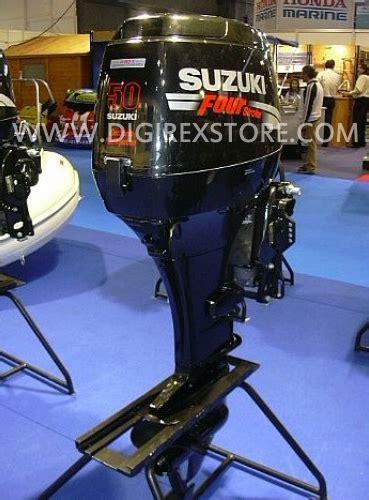 Suzuki 50 Hp Outboard by Suzuki Df50atl Outboard Motor 50 Hp Longshaft Df50atl