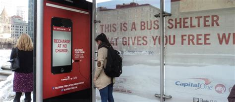 Jcdecaux Innovate  Jcdecaux North America, Outdoor