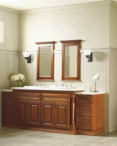 Martha stewart living cabinet solutions from the home for Martha stewart bathrooms