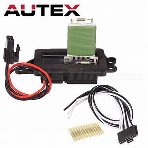 Hvac Blower Motor Resistor W   Wiring Harness For 04