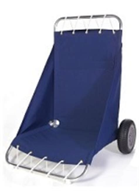 folding fabric beach cart perfect fishing cart