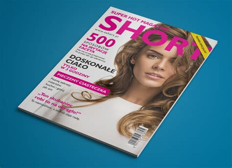 A4 magazine mockup for magazine concepts. Free A4 (Cover & Inner Pages) Magazine Mockup PSD - Good ...