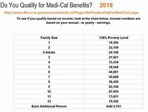medi-cal benefits