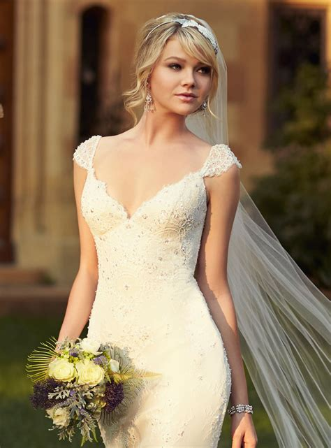 essense  australia wedding dress sneak peek style