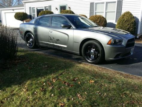2012 Dodge Charger Interceptor by Buy Used 2012 Dodge Charger 5 7 Hemi Interceptor In
