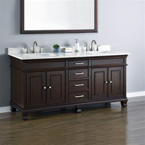 dual sink vanity camden 72 quot sink vanity mission furniture