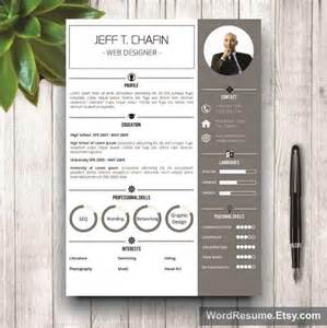 resume templates free microsoft word 2003 professional resume template design jeff t chafin