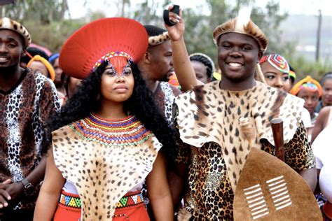 Five Interesting African Traditions On Marriageguardian
