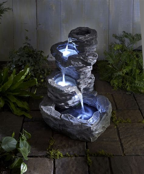 garden decorating ideas with rocks and stones