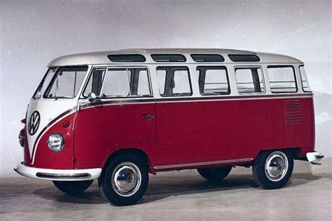 volkswagen bulli 1950 65 jahre vw transporter t1 typ 2 produktionsbeginn 1950