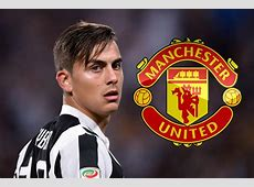 Manchester United Ikut Pantau Perkembangan Dybala