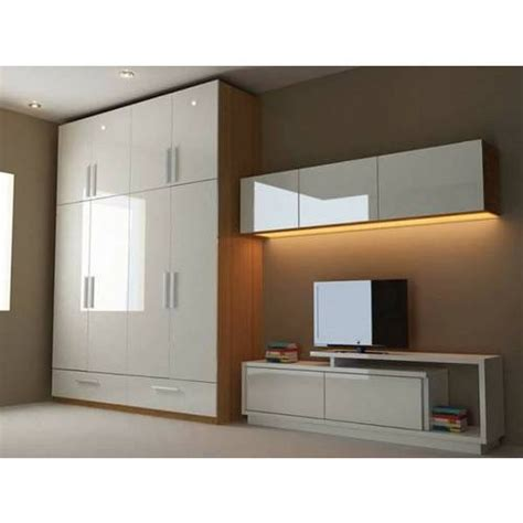 Small Bedroom Tv Reviews by Pvc Modular Wardrobe Polyvinyl Chloride Wardrobe प व स