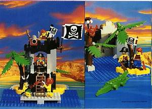 Instructions For Lego 1788 Treasure Chest These Are The