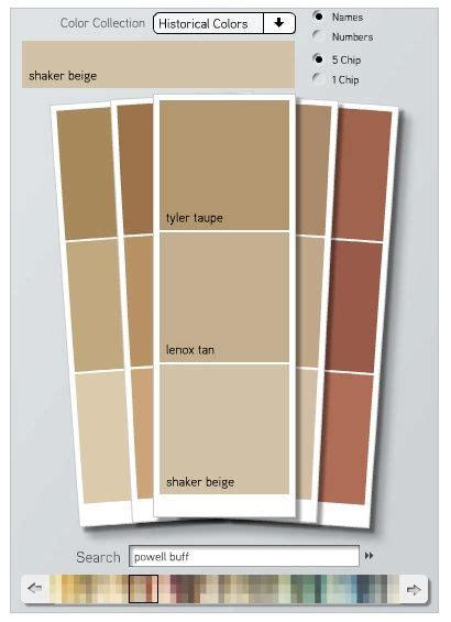 benjamin neutral color combinations shaker beige