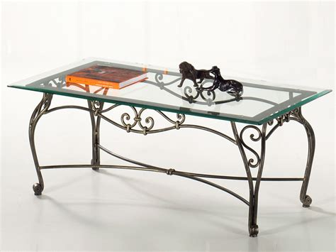 table salon fer forge fer forge photo table de salon modilable table de lit