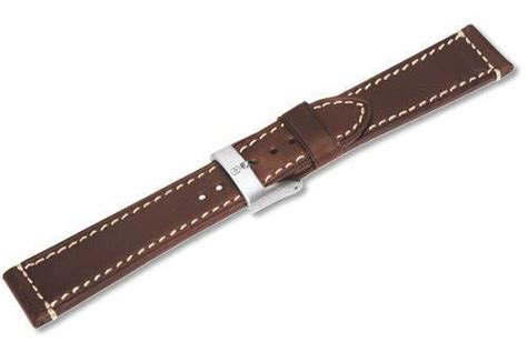 coach watch repair form genuine swiss army airboss large brown leather strap