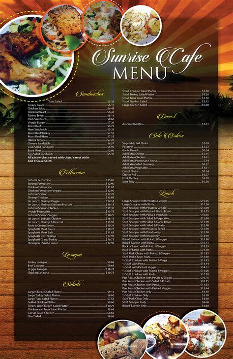 Sunrise Cafe - Bahamas