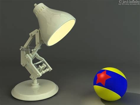 Pixar Luxo Jr By Jeviinfinity On Deviantart