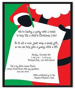 fice Christmas Party Invitation Wording