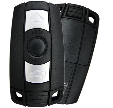 bmw  series remote keyless entry key keyfob