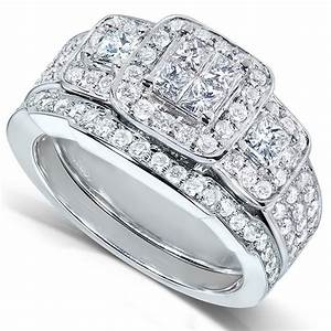 Rings for women wedding unique vintage wedding rings for Ladies diamond wedding ring sets