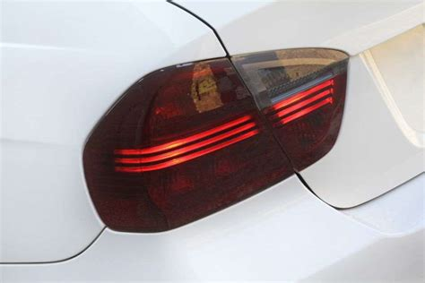 2007 ford fusion tail light ford fusion 06 09 gunsmoke tail light covers