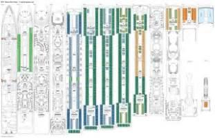 msc musica deck plans diagrams pictures video