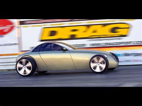 2005 Volvo T6 Roadster Hot Rod Concept Side Speed