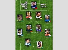 1000+ images about WORLD XI The Best Eleven Players of