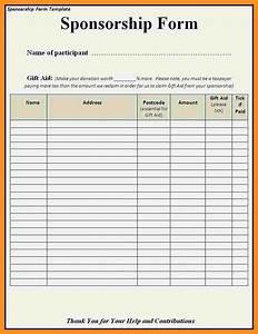 donation sheet template aiyin template source With donation sign up sheet template