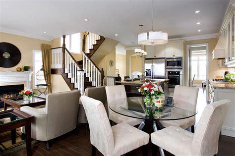 open concept kitchen dining room floor plans lockhart open concept dining room contemporary 9659