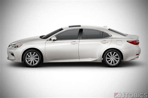 lexus es300h lexus es300h hybrid luxury sedan launched in india at