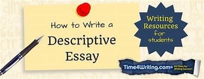 Essay Descriptive Types Essays Paragraph Writing Different