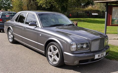 new bentley bentley arnage wikipedia