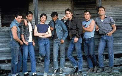 Outsiders Cast 1983 Managed Stay Since Gold