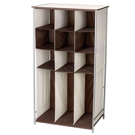 household essentials closet organization freestanding boot