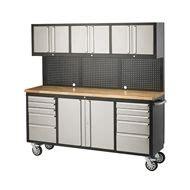 ultimate storage  garage workstation trolley