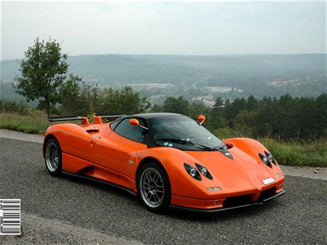 Stunning Pagani Zonda C12s For Sale