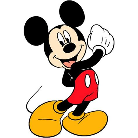 Mickey Mouse Clipart & Mickey Mouse Clip Art Images
