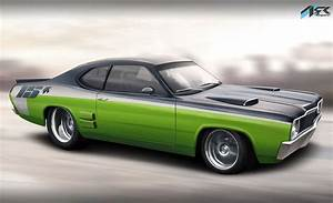 Virtual Tuning Studio  By Ark Llanes  Plymouth Valiant Duster