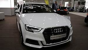 2017 New Audi A3 Sportback Exterior and Interior - YouTube