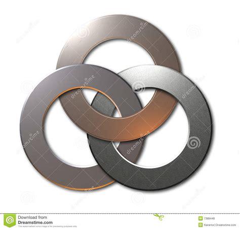 3 Connected Metal Rings Stock Illustration Image Of. Costly Diamond. Heart Necklace. Wholesale Bracelet. Multiple Sclerosis Awareness Bracelet. Opal Engagement Rings. Expensive Earrings. Wire Bangle Bracelets. Diy Bracelet